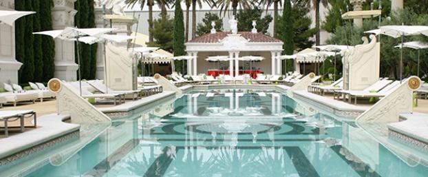 best vegas pools