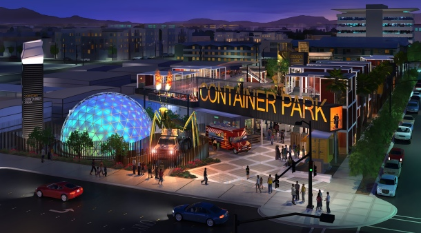 Downtown Container Park Vegas Jetsetters Guide