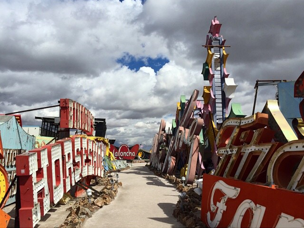 neon museum vegas TheJetsettersGuide